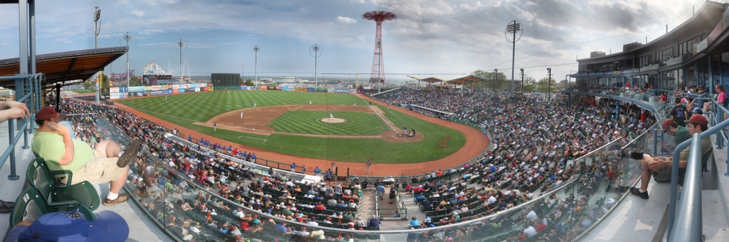 Brooklyn Cyclones - MCU Park - Suite Level