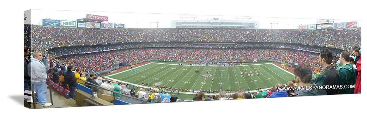 online retailer 21dd1 837a4 Giants Stadium - New York Jets National Anthem