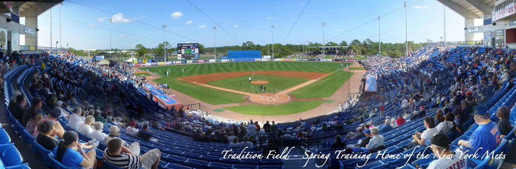 Tradition Field - New York Mets Spring Training Home
